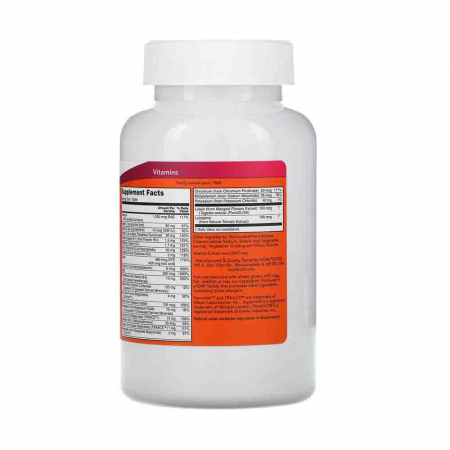 Multivitamine Daily Vits, Now Foods2