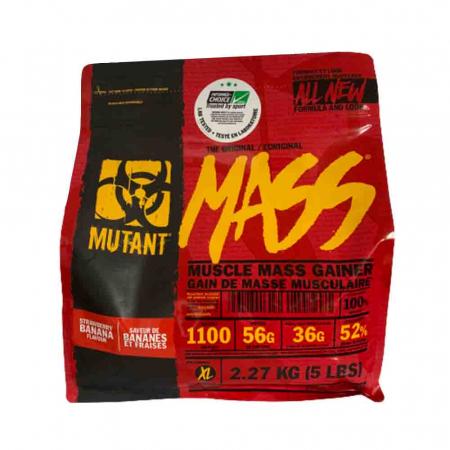 Mutant Mass Gainer, Mutant1