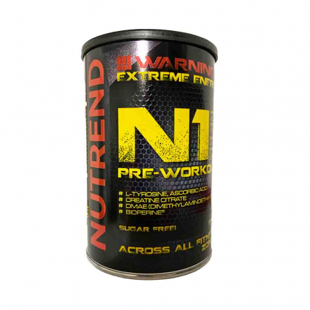 N1 Pre-Workout, Nutrend, 510g3