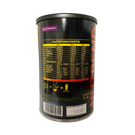 N1 Pre-Workout, Nutrend, 510g1