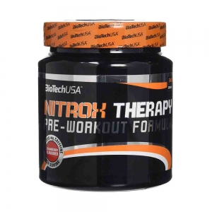 Nitrox Therapy Pre-workout, BioTech USA, 340g1