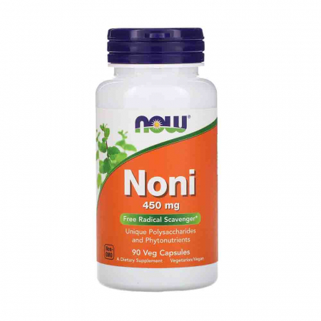 Noni (Morinda Citrifolia), 450mg, Now Foods, 90 capsule0