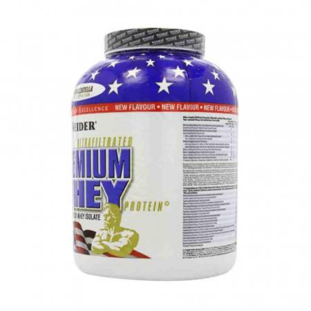Premium Whey Protein, Weider3