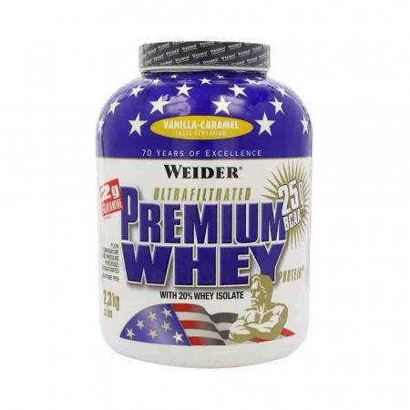 Premium Whey Protein, Weider