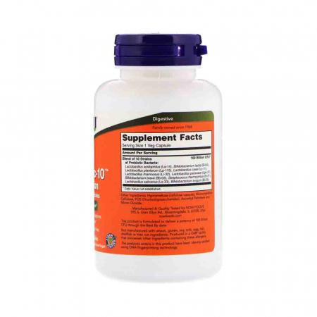 Probiotic-10 (Probiotice), 100 Billion, Now Foods1