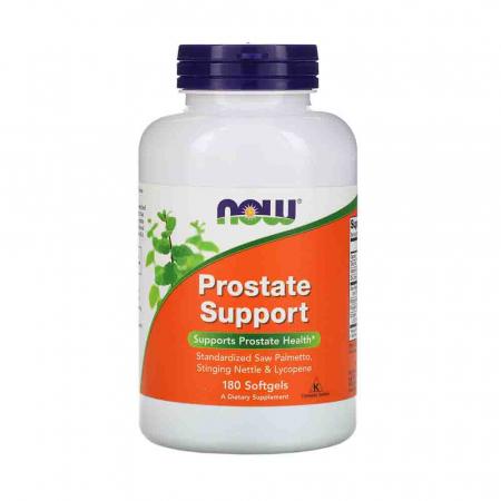 Prostate Support (Prostata), Now Foods, 90 softgels0