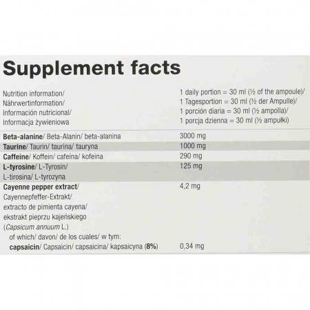 R-Weiler Shot Pre-Workout, Olimp Sport Nutrition, 20x60ml6