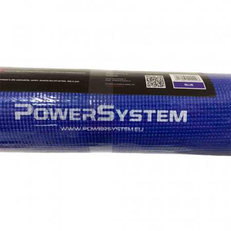 Saltea exercitii YOGA MAT, Power System, Cod: 40142