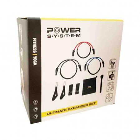Set Benzi Elastice ULTIMATE EXPANDER SET, Power System, Cod: 40982