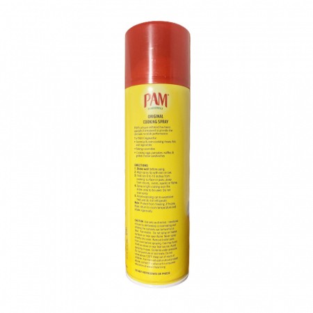 Spray pentru gătit PAM Original, Cooking Spray, 482g1