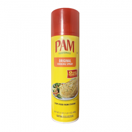 Spray pentru gătit PAM Original, Cooking Spray, 482g0