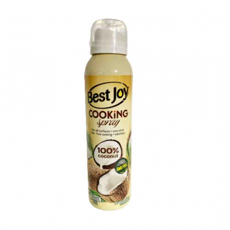 Spray pentru Gatit, Cooking Spray Coconut Oil, Best Joy, 100ml1