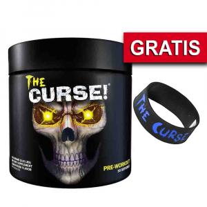 The Curse Pre-workout, Cobra Labs, 250g, JNX + Bratara0