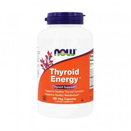 Thyroid Energy (Glanda Tiroida), Now Foods0