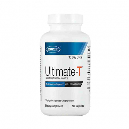 Ultimate T, Testosteron, USP Labs, 120 capsule0