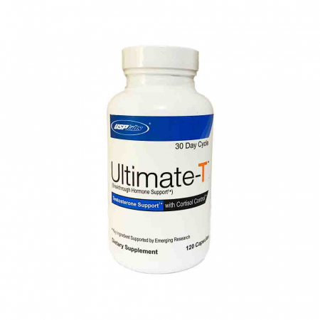Ultimate T, Testosteron, USP Labs, 120 capsule3