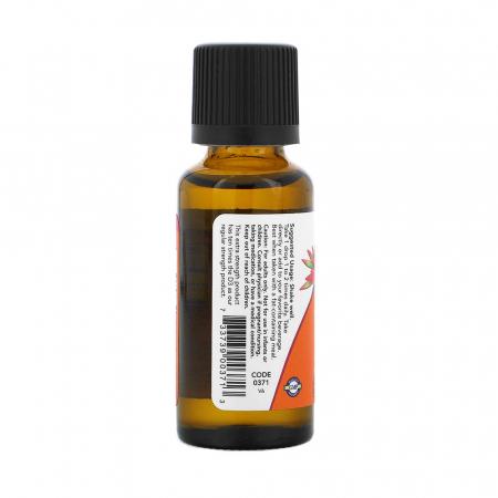 Vitamin D-3 Liquid, 1000 IU (Extra Strength), Now Foods, 30ml1