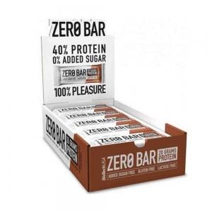Zero Bar Protein, BioTech USA, 20x50g