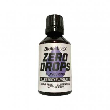 Zero Drops (Indulcitor), BiotechUSA, 50ml1