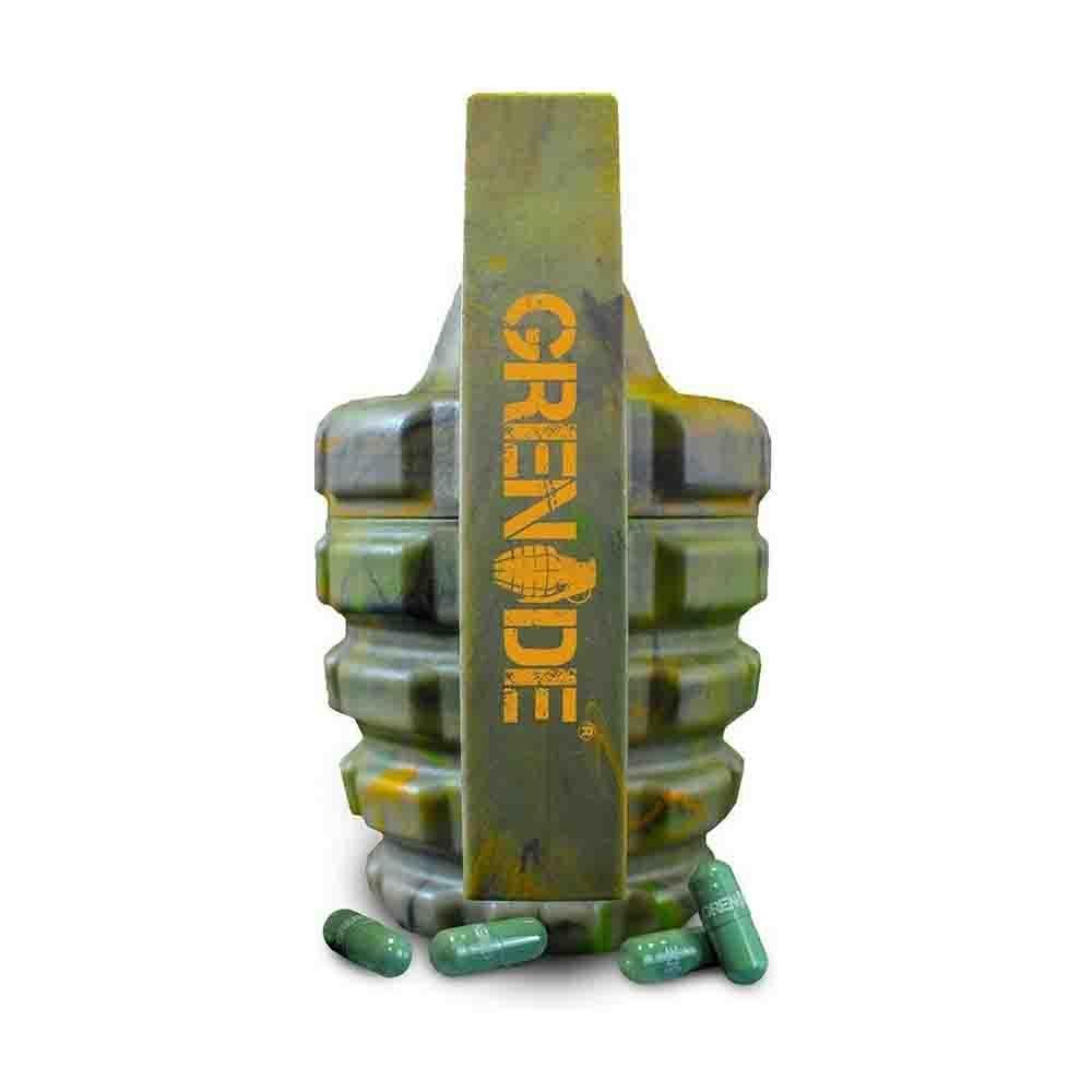 Arzătorul de grăsimi Grenade Black Ops, cu care veți arde grăsimile pentru totdeauna!
