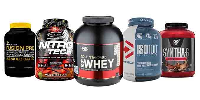 proteine categorii