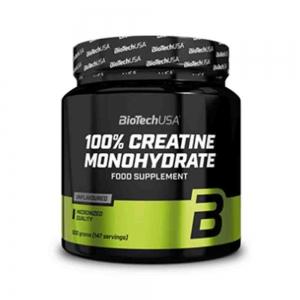 100% Creatina monohidrata, BioTech USA, 500g0