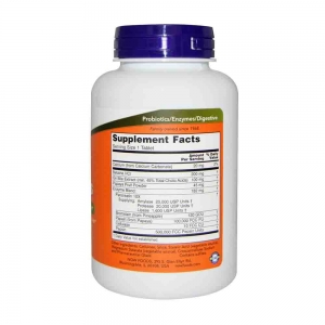 Super Enzymes, Now Foods, 180 tablete