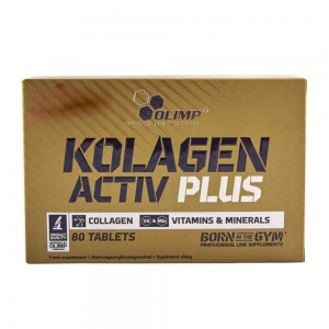 Kolagen Activ Plus, Olimp Sport Nutrition, 80 taps