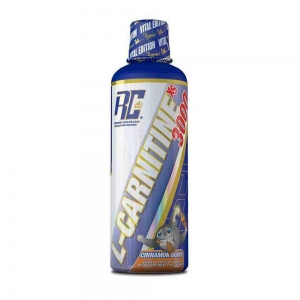 L-Carnitine XS Liquid, Ronnie Coleman, 465ml/31 serviri