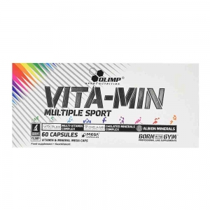 Vita-Min Multiple Sport, Olimp Nutrition, 60 caps