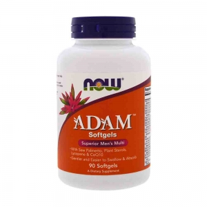 Adam - Multivitamine barbati - Now Foods - 90 softgels