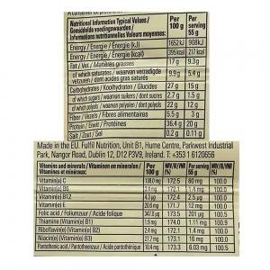 Batoane proteice Fulfil, 15x55g + Bidon 2.2L