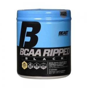 BCAA Ripped Black, Beast Sports Nutrition, 220g/20serviri0