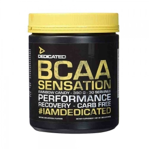 BCAA Sensation, Dedicated, 345g0