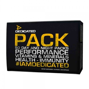 Dedicated Pack, Dedicated Nutrition, 50 plicuri0