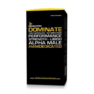 Dominate, Dedicated Nutrition, 180 capsule