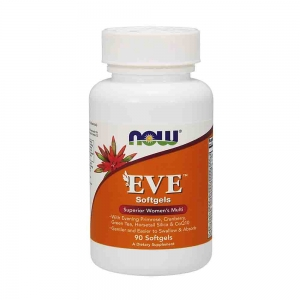 Eve, Multivitamine femei, Now Foods, 90 softgels