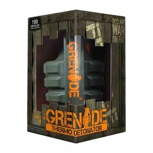 Grenade Thermo Detonator, Grenade, 100 caps