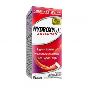 Hydroxycut Advanced, Muscletech, 60capsule