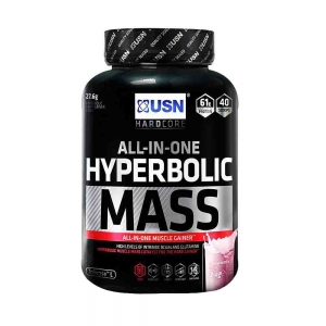 Hyperbolic Mass All In One Gainer, USN, 2000g
