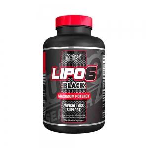 Lipo 6 Black, Nutrex Reserch, 120 caps