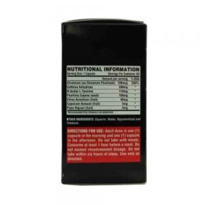 Lipo-6 Black Ultra Concentrate, Nutrex Research, 60 capsule2