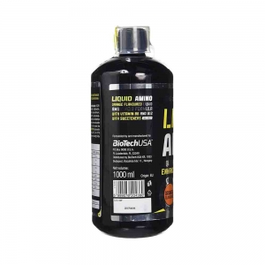 Liquid Amino, BioTech USA, 1000ml1