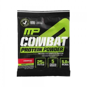 Combat Protein Powder, MusclePharm, 1x33g