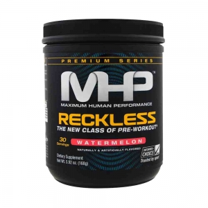 Reckless Pre-workout, MHP, 168g/30serviri