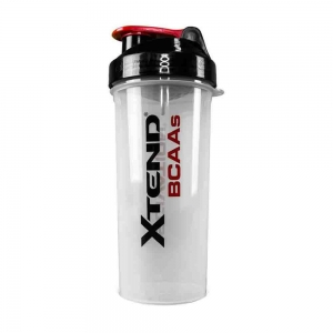 Shaker Xtend BCAAs, 800ml, transparent