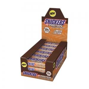 Batoane proteice Snickers Hi-Protein Peanut Butter, 12x54g
