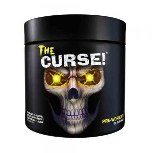 The Curse Pre-workout, Cobra Labs, 250g, JNX