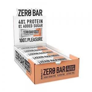 Zero Bar Protein, BioTech USA, 20x50g0