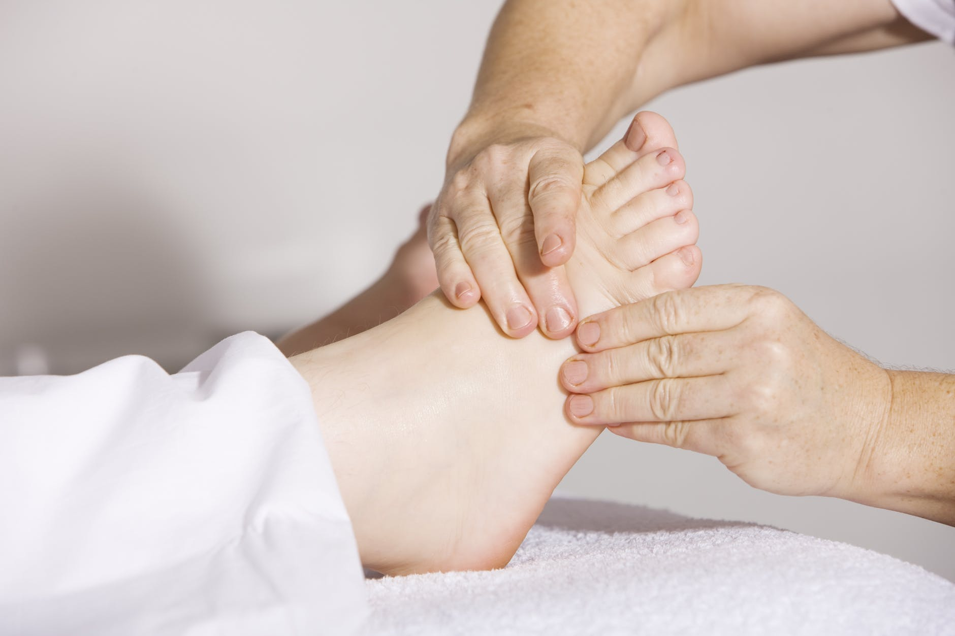 picioare umflate, ortopedie